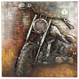 London Drugs Metal Print - Vintage Bike