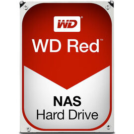 Western Digital WD RED NAS SATA Internal Hard Drive - 3.5 Inch - 10 TB - WD100EFAX