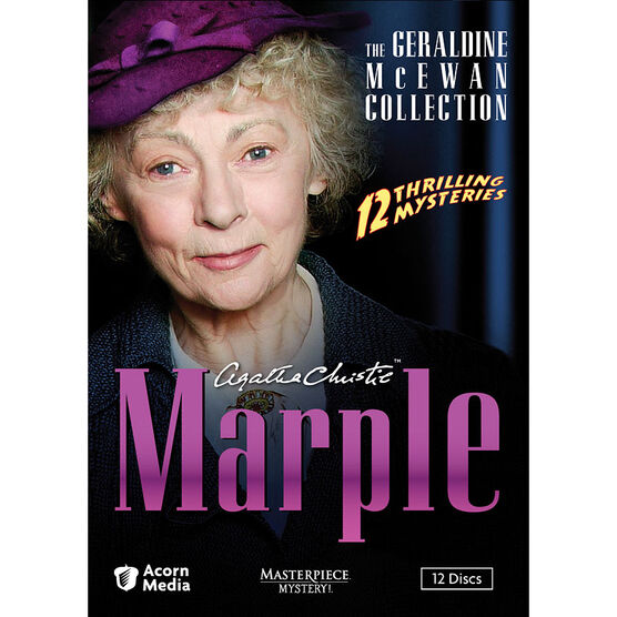 Agatha Christie's Marple: Geraldine McEwan Collection - DVD