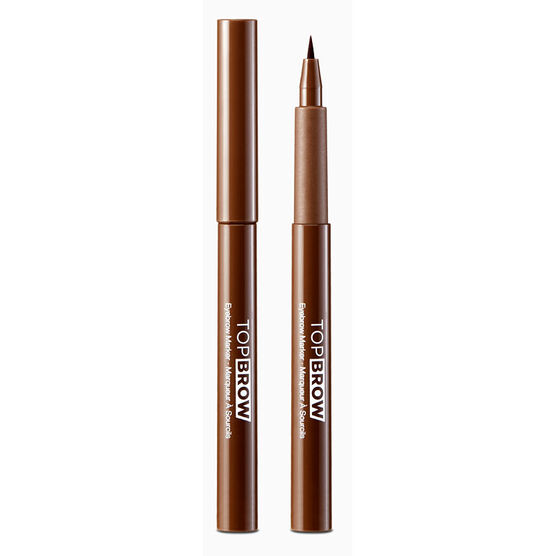 Kiss Pro Top Brow Brow Gel Marker - Dark Brown