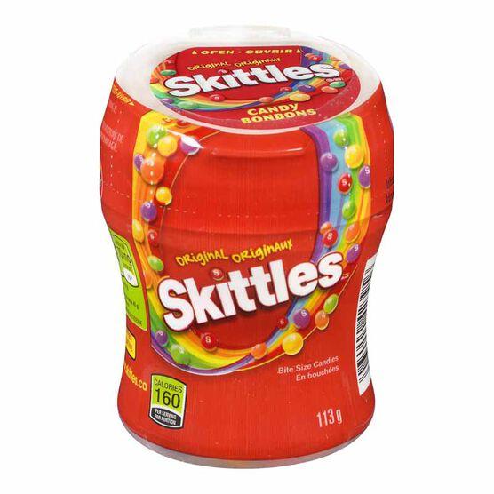 Skittles Bottle - 113g