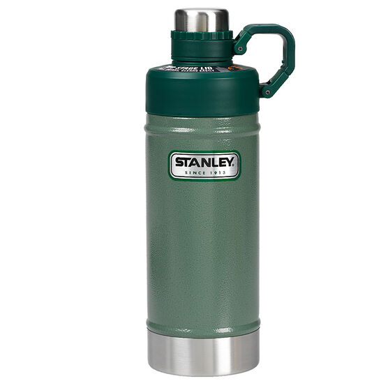 Stanley Vacuum Water Bottle - Green - 532ml