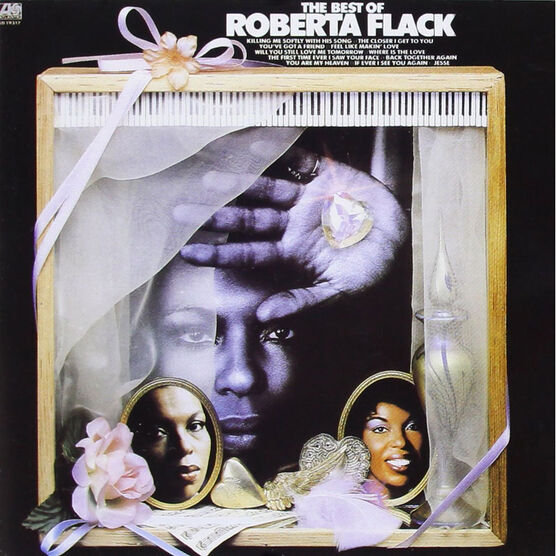 Roberta Flack - The Best of Robert Flack - CD