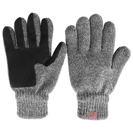 Point Zero Men's Gloves - Black