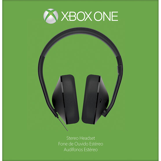 xbox one stereo headset london drugs. Black Bedroom Furniture Sets. Home Design Ideas