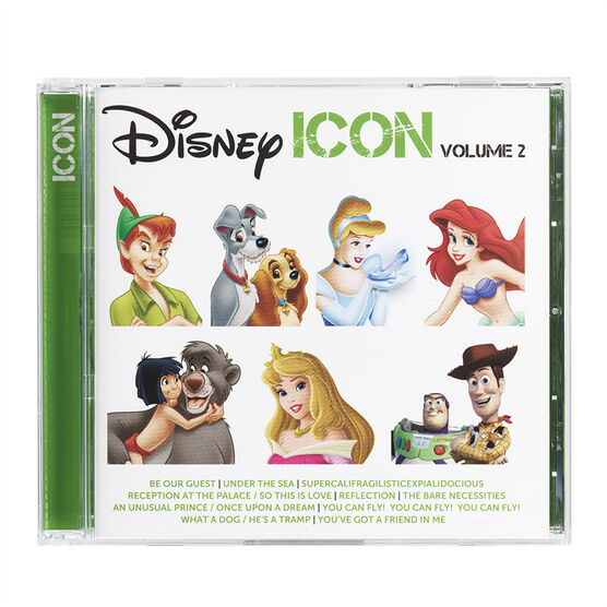 Various Artists - Icon: The Best of Disney, Vol. 2 - CD