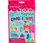 Stick 'n Style Text Talk Magnets
