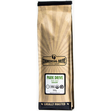 Commercial Drive Ground Coffee - Park Drive - 300g