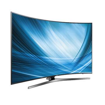 "Samsung 65"" Curved 4K UHD TV - UN65KU7500FXZC"