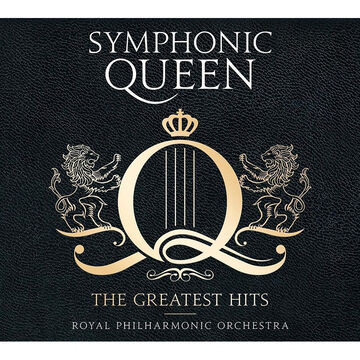 The Royal Philharmonic Orchestra - Symphonic Queen - CD
