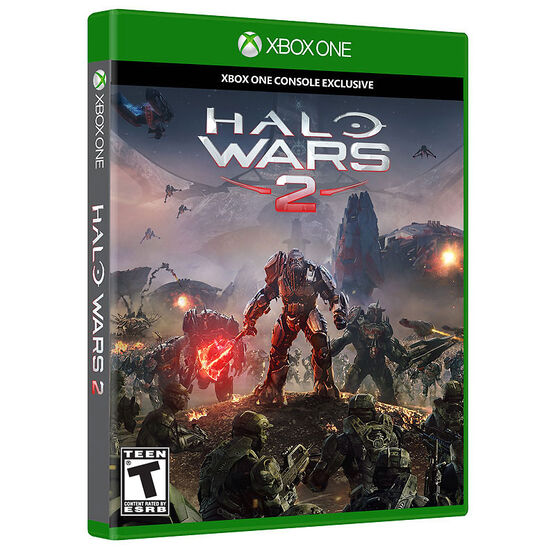 PRE-ORDER: Xbox One Halo Wars 2