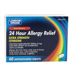 London Drugs 24 Hour Allergy Relief - 60's