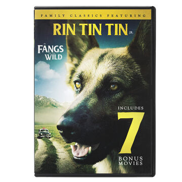 Fangs of the Wild - DVD