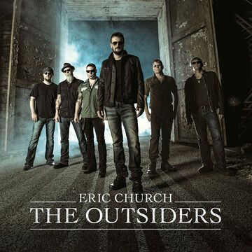 Church, Eric - Outsiders - Vinyl