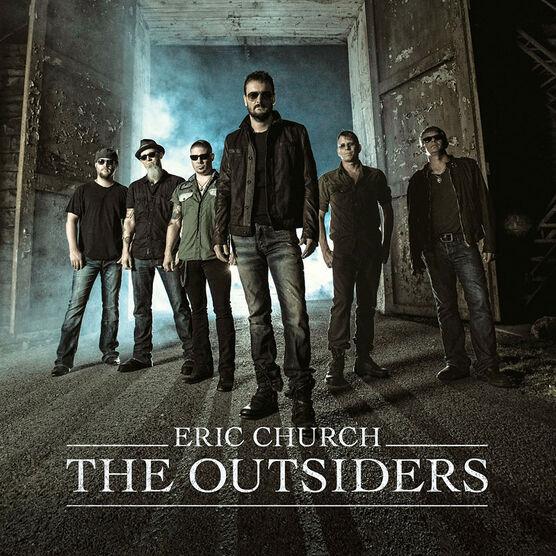 Church, Eric - Outsiders - Vinyl