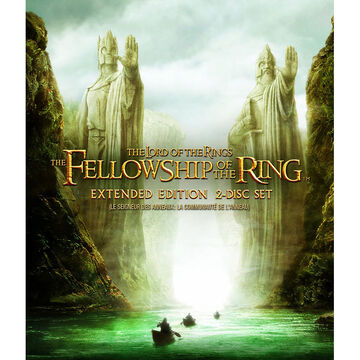 The Lord of the Rings: The Fellowship of the Ring - Extended Edition - Blu-ray