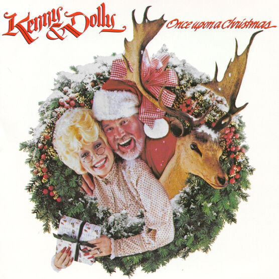 Kenny Rogers and Dolly Parton - Once Upon a Christmas - CD