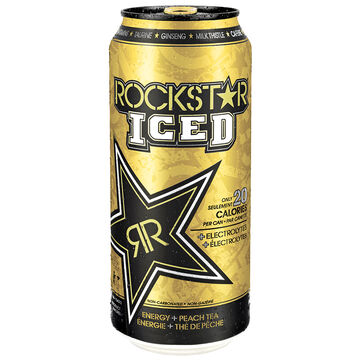 Rockstar Iced Energy Drink - 473 ml