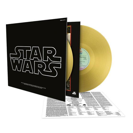 Soundtrack - Star Wars: Episode IV: A New Hope - 2 LP Vinyl
