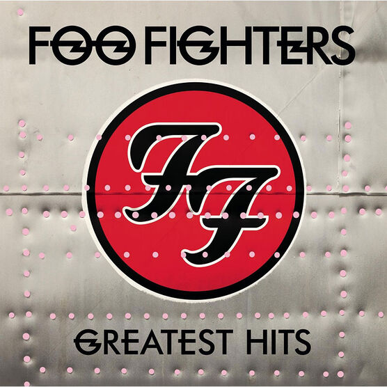 Foo Fighters - Greatest Hits - 2 LP Vinyl