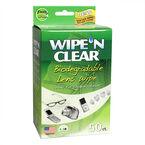 Flents Wipe n' Clear Biodegradable Lens Wipe - 50's