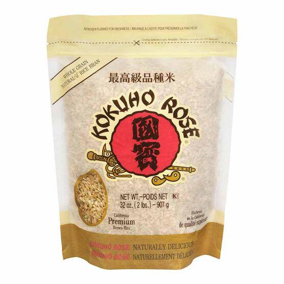 Kokuho Rose Brown Rice - 907g