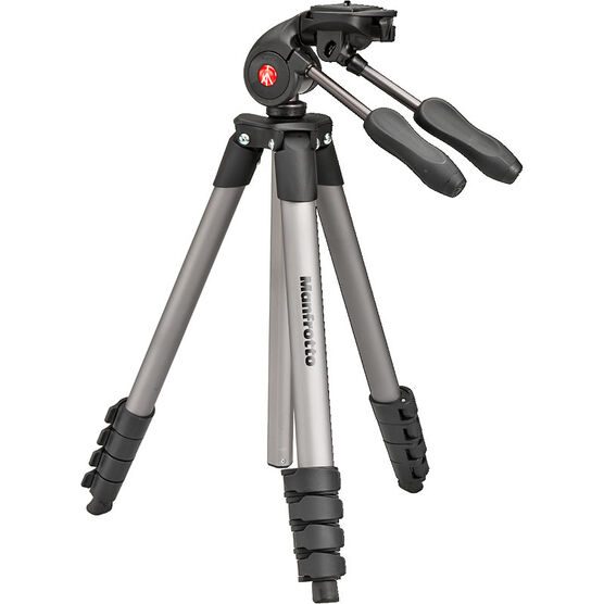 Manfrotto Advanced Tripod Kit - Black - MKCADV-BK
