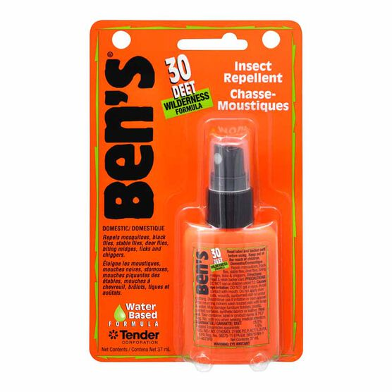 Ben's 30 Tick & Insect Repellent - Spray - 37ml