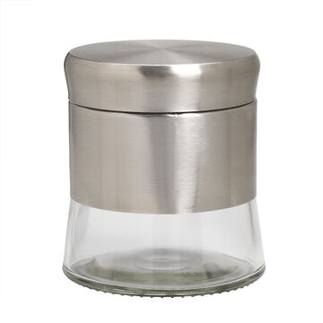 Canister with Metal Jacket - 425ml/4inch
