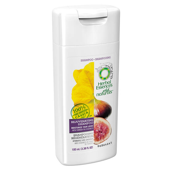 Herbal Essences Wild Naturals Rejuvenating Shampoo - 100ml