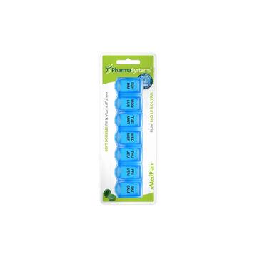 PharmaSystems Pill Vitamin Planner Ultra Bubble Lok - PS290