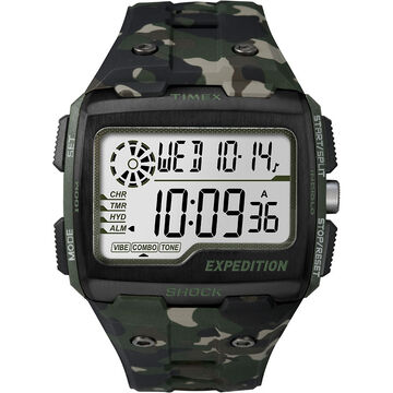 Timex Expedition Grid Shock - Camo - TW4B02900CS