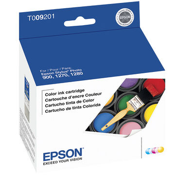 Epson 1270 Stylus Photo Ink Cartridge - Colour - T009201