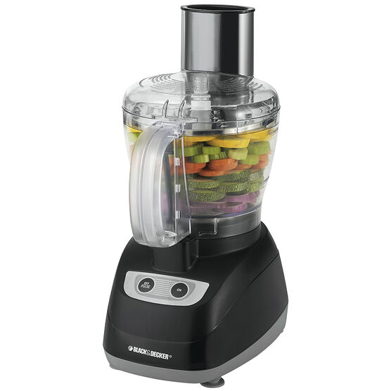 Black & Decker 8 Cup Food Processor - FP1800BC