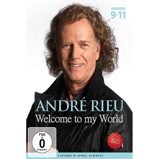 Andre Rieu - Welcome to my World (Part 3) - DVD