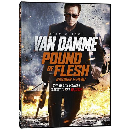 Pound Of Flesh - DVD