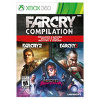 Xbox 360 Far Cry Compilation