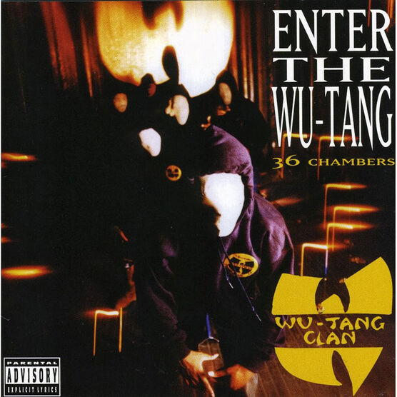 Wu-Tang Clan - Enter the Wu-Tang (36 Chambers) - CD