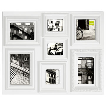 Nexxt Fuse Collage - White - 18 x 24 - PN19566-2