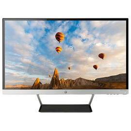 HP Pavilion 27-inch 27CW IPS LED Monitor - Black - J7Y62AA#ABA