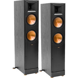Klipsch RF82MKIIB Mark II Reference Tower Speakers - Black - Pair