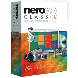 Nero 2016 Classic Bilingual