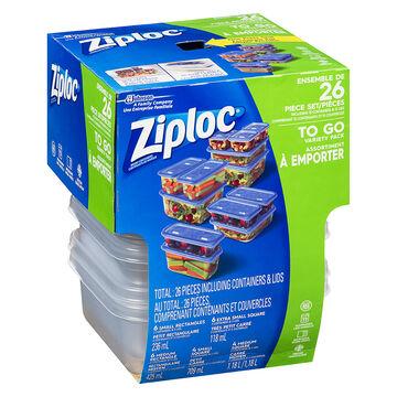 Ziploc Containers - 13's