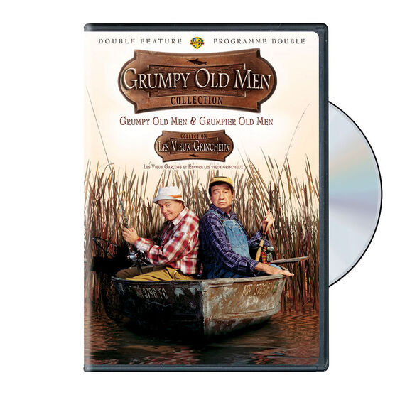 Grumpy Old Men Collection - 2 pack - DVD