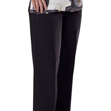 Silvert's Arthritis Pants with Velcro Fasteners - Small - Black - 230500702
