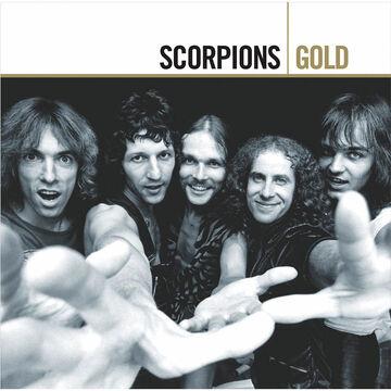 Scorpions - Gold - CD