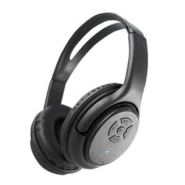Escape Bluetooth Headphones - Black - 33004