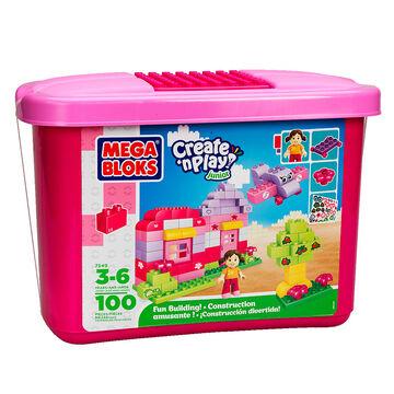 Mega Bloks Create 'N Play Junior - Fun Building