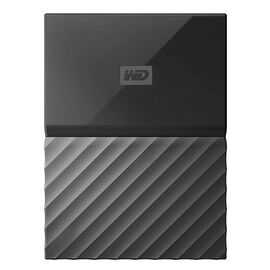 WD 4TB My Passport For Mac USB 3.0 Portable Storage - Black