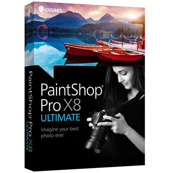 Corel PaintShop Pro X8 Ultimate - 8129230